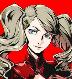 [Persona 5] Ann Takamaki - Panther by yuuike