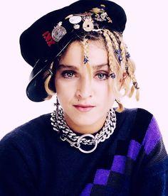 80s Madonna.