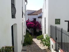 Castillo de Castellar de la Frontera Sidewalk, Castles, Side Walkway, Walkway, Walkways, Pavement