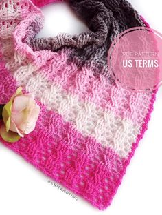 Babyinfant girl pink socks size 6-18 monthspink verigated pastel yarn trim