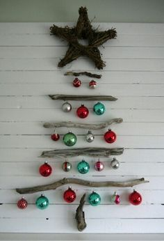 Christmas...maybe on the outdoor fence or gate. Hmm...