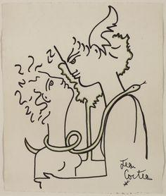 Jean Cocteau: The Man in the Mirror