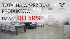 PRZYPOMINAMY O TRWAJĄCEJ PROMOCJI !!! Wyprzedaż Całej Ekspozycji w Salonie VipDesign w Rzeszowie ✂ ✂ ✂ Teraz Twoje ulubione produkty w Niewiarygodnie Niskich Cenach 💲💲💲 Szczegóły w Salonie VipDesign (ul. Boya-Żeleńskiego 25) ZAPRASZAMY!! 👉👉👉 Odwiedź też naszą stronę internetową: https://vipdesign.pl