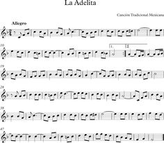 La Adelita. Canción Tradicional Mexicana