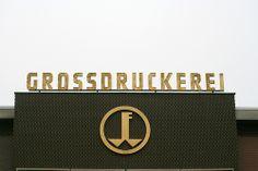 Großdruckerei, Hannover, Germany