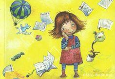 Τίτλος: Όλες οι μέρες Κυριακή Συγγραφέας: Αργυρώ Πιπίνη Εικονογράφηση: Ελίζα Βαβούρη Εκδόσεις: Πατάκη, Δεκέμβριος 2013 Σειρά: Χωρίς σωσίβιο-Επίπεδο 3, Δελφινάκια Σχ