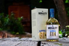 Black Horse Morality Gin, Handcrafted, Vapour Distilled with lots of Juniper. Morality, Distillery, Gin, Vodka Bottle, Amber, Horse, Drinks, Black, Drinking