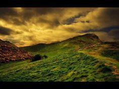 Celtic Music - Child of the Highlands Landscape Background, Landscape Wallpaper, Sunset Wallpaper, Nature Wallpaper, Hd Wallpaper, Desktop Wallpapers, 1920x1200 Wallpaper, Rustic Wallpaper, Mountain Wallpaper