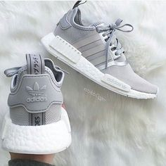 Grey  ©xstylebl0gger Shopping link in bio ❤ grey adidas shoes