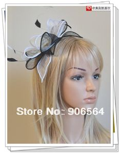 Free shipping elegant sinamay fascinator hats ,good bridal wedding hats,cocktail hat,Very nice,MSF203-in Hair Accessories from Women's Clothing & Accessories on Aliexpress.com | Alibaba Group