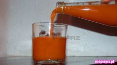 Jednodniowy sok marchwiowy