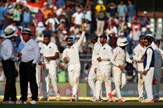 Image credit: Reuters. MumbaiMumbaiMumbai: India completed a resounding victory over England by an innings and 36 runs to seal the series 3-0 at the Wankhede Stadium in Mumbai. On the fifth morning of the Mumbai Test, the hosts took no time to end England's second innings with Ashwin...