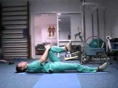 Rosyjski chirurg pokazuje kilka prostych ćwiczeń, które pozwolą uniknąć operacji kręgosłupa – LOLmania.pl
