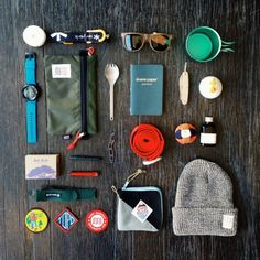 Topo designs what's in your bag, what in my bag, edc everyday carry, e What In My Bag, What's In Your Bag, Edc Everyday Carry, Edc Gear, Travel Essentials, Backpack Essentials, Travel Bags, Travel Flatlay, Travel Set