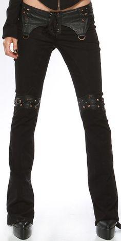 Corrosion Pants Female