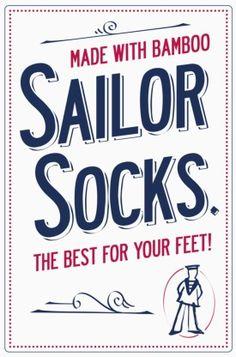 Women's Sailor Socks Long - UK shop Seasalt