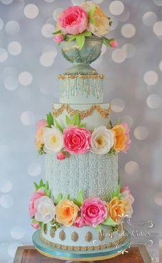 VICTORIA - Cake by MayBakesCakes