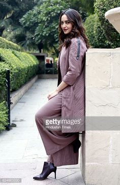 News Photo : Bollywood actress Sonakshi Sinha posing for a...