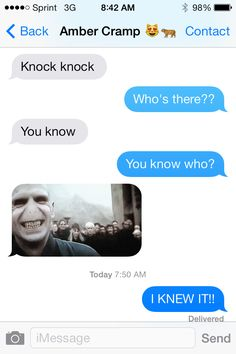 Harry potter humor :) I laughed way to long and hard about this...