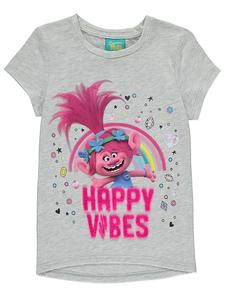 Girls DreamWorks Trolls Clothes Online: Trolls Poppy T Shirt – Novelty-Characters