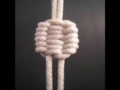 Ive seen the Trilobite Knot online for some time, but waited until now to show it on account multiple people sell the knot for income. Having recently created an elegant way to tie it, I could no longer resist the temptation to reveal this clever knot to the community. Save your money, tie it yourself. Using this new method it only takes about 4...
