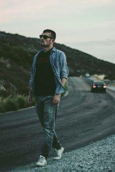 #fashion #road #men