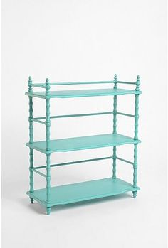 Shelf via Urban Outfitters $179.00 Love it, but think I can thrift one just as good if not better, for less! ;)