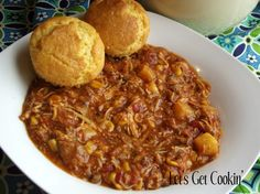 Super easy, convenient crockpot brunswick stew: It was good, but I used another tub of chicken instead of plain and it was WAY too tangy. Cut it with some sugar and baking soda, but still a bit too tangy.  Might make again
