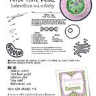 In this activity students will create a 3-dimensional paper plate model of a typical animal cell.  The activity includes extension options such as a research co...