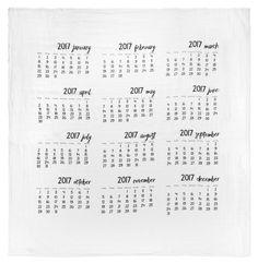 Organic Cotton Muslin Swaddle Blanket - Full Year 2017*