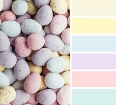 Pastel Color Scheme – Find beautiful and inspirational color palettes, blue color palette, navy blue, green, mint emerald etc for your home decor or wedding theme. You've never seen this 1000 color palette before … Pastel Color Scheme, Pastel Palette, Blue Colour Palette, Colour Schemes, Color Combos, Mint Color, Pastel Paint Colors, Color Azul, Color Palette For Home