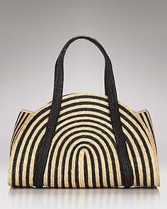 Spring Trend - Straw Bag ~ StyleMayvin
