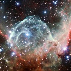 ESO - eso1238a - Thor's Helmet Nebula imaged on the occasion of ESO's 50th Anniversary