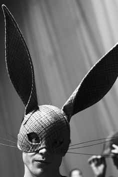 Bunnyhop | Stephen Jones for Thom Browne