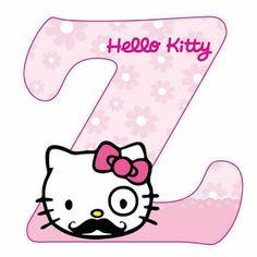 Hello Kitty Face Paint, Hello Kitty Art, Hello Kitty Themes, Alphabet Templates, Alphabet Images, Hello Kitty Pictures, Kitty Images, Hello Kitty Backgrounds, Hello Kitty Wallpaper