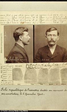Photographs reveal the dark story of eugenics | Daily Mail Online