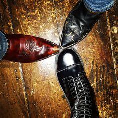 Enjoy them boots! (en Bazaar)