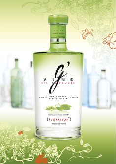 G'Vine gin premium en nuestra carta de ginebras