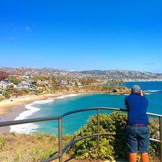 J12 : la côte pacifique et ses paparazzi. #lagunabeach #california #californiadreaming #californialove #pacificcoast #pacificcoasthighway #pacificocean #pacificoceanview #socal #instausa #travelgram #travelinusa #travel #ineedaroadtrip #roadtrippin #francaisauxusa #françaisencalifornie | Photo de @clou51