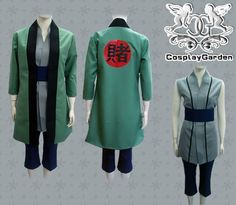 Free Shipping Cosplay Costume Naruto Tsunade New in Stock Retail / Wholesale Halloween Christmas Party Uniform-in Clothing from Novelty & Special Use on Aliexpress.com | Alibaba Group