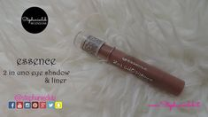 Recensione Ombretto Essence 2 in 1 Eyeshadow & Liner Waterproof | stepha...