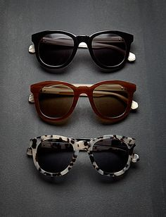 Chic shades from #KennethCole's First Luxury Line http://news.instyle.com/photo-gallery/?postgallery=106250#15