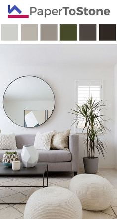 3 Valiant Clever Tips: Minimalist Living Room Black Fireplaces minimalist home interior apartments.Minimalist Home Kitchen Stainless Steel minimalist living room design mezzanine. Cozy Living Rooms, Home Living Room, Apartment Living, Living Room Designs, Cozy Apartment, Apartment Therapy, Apartment Plants, Living Spaces, Apartment Ideas
