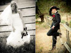 ahhh cowboy groom..