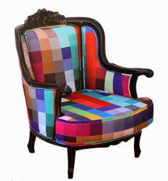 piksel kumaş berjer koltuk satın al gibi design Wingback Chair, Armchair, Pop Art, Accent Chairs, Faces, Creative, House, Furniture, Design