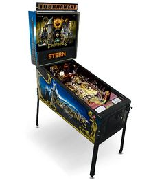 The Lord of The Rings | Stern Pinball yep MORE pinball for ME!
