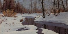 Alexander Ignatev - Breath of spring. 30x60,c.o.