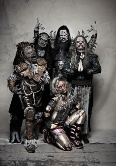 Lordi, more Finn rock!