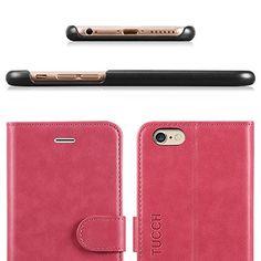 OCASE Cover iPhone 5 Custodia iPhone 5S Portafoglio Supporto