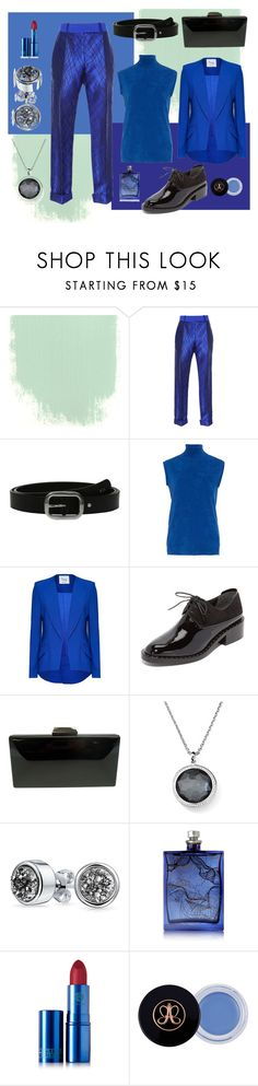 """""""Untitled #1292"""" by moestesoh ❤ liked on Polyvore featuring Haider Ackermann, Lauren Ralph Lauren, Carven, Hebe Studio, 3.1 Phillip Lim, Gregory Ladner, Ippolita, Bling Jewelry, The Beautiful Mind Series and Lipstick Queen"""